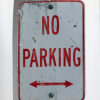 no-parking-1910836_1920